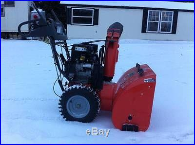 HUSQVARNA OUTDOOR POWER EQUIPMENT 1830HV 30 In 414cc Electric Start Two-Stage