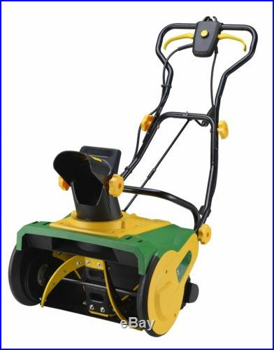 Homegear 20 Professional 13 Amp Electric Snow Thrower Single Stage Blower