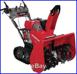 Honda 32 in. Gas Snow Removal Blower Chute Control Variable Speed Hydrostatic