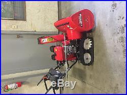 Honda Gas Snow Blower HS928
