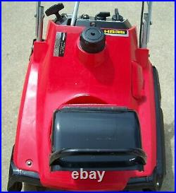 Honda HS35 Auger-Style Snow Blower Thrower with4-Stroke 3.5 HP GS150 Engine, Runs