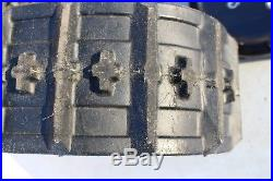 Honda HS50 Crawler Snowblower Treads, Tracks, Drive/Guide Wheels, Adjust. Axle