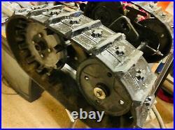 Honda HS50 HS55 Tracks Treads Snowblower Crawler assembly