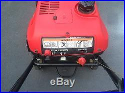 Honda HS520KAS 20, Gas and Single Stage Snowblower