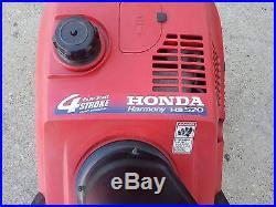 Honda HS520 Snow Blower 20 5HP