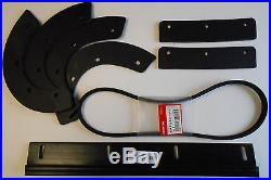 Honda HS521 / HS621 Snow Blower, Paddle, Scraper Bar and Belt Set, SNOWKIT10