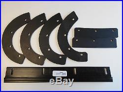 Honda HS521 / HS621 Snow Blower, Snowthrower Paddle & Scraper Bar Set, SNOWKIT9