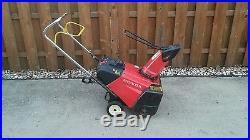 Honda HS521 snowblower snow blower