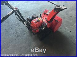 Honda HS622 Snow Blower
