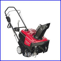 Honda HS720AA 20 in. Single-Stage Gas Snow Blower with Snow Chute Control