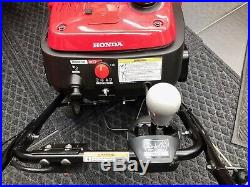 Honda HS720ASA 20 in. Single-Stage Electric Start Gas Snow Blower