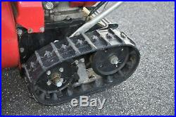 Honda HS80 24 8HP Electric Start Track Snowblower Local Pickup Only
