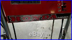 Honda HS80 Tracked Drive Snow Blower