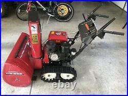 Honda HS928TAS Snowblower