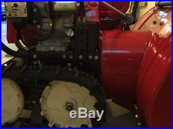 Honda HS928TAS Snowblower with tracks and electric start