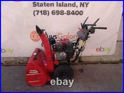 Honda HS928 Snow Blower 9HP 28 inches Wide Starts and Runs Fine #3