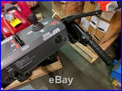 Honda HSS928A hydrostatic track drive snowblower 28 2 stage gas