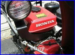 Honda HS 828 Snow Blower Outstanding Pre-Season Deal