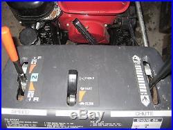 Honda HS 928WAS Snowblower Snow Blower Electric Start 2 Stage