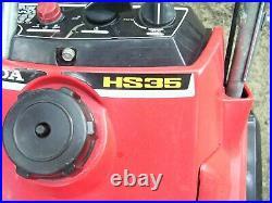 Honda Hs35 Snowblower Snow Blower, Snow Thrower
