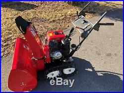 Honda Hs828tas Track Hydrostatic Self-propelled Snow Blower With Electric Start
