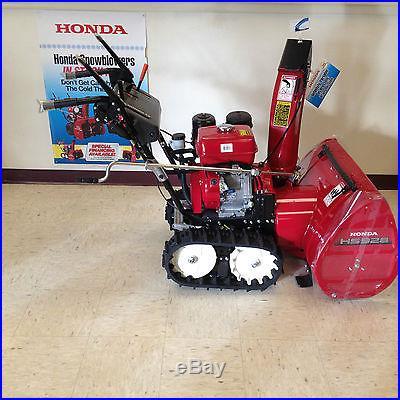 Honda Snow Blower, 28