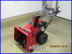 Honda Snow Blower Hss724a