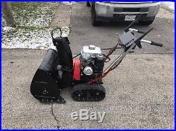 Honda Snowblower HS80TAS