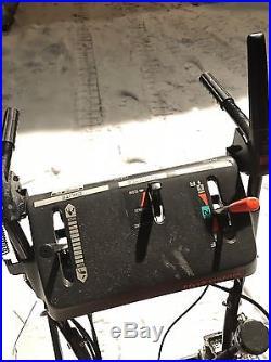 Honda Snowblower HS928 snow blower Track Tracked Hydrostatic 9hp 28
