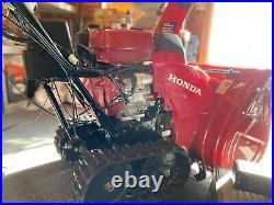 Honda Snowblower HSS928A