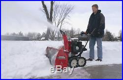 Honda Snowblower HS 928 TA 28, Gas, Two Stage, FREE SHIPPING