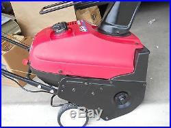 Honda Snowthrower HS520AS
