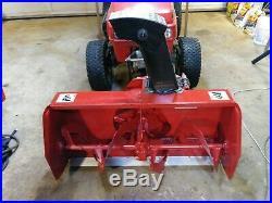 Honda Tractor Snow Bower 42 5518 5013 Rt5000