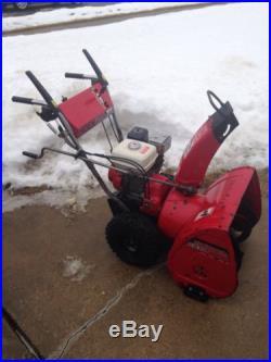 Honda hs55 snowblower