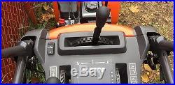 Husqvarna 254cc 2-Stage Electric Start Snow Thrower 27-Inch Model ST 227P