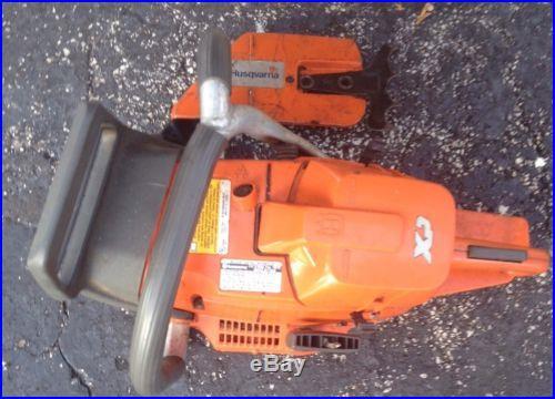 Husqvarna 372XP Chainsaw For Repair