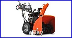 Husqvarna 924HV 24-Inch Two Stage Snow Thrower 208cc Engine #961930070