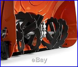 Husqvarna 961930097 254cc 2-Stage Electric Start Snow Thrower, 27-Inch