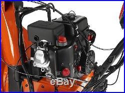 Husqvarna 961930097 254cc 2-Stage Electric Start Snow Thrower 27-Inch