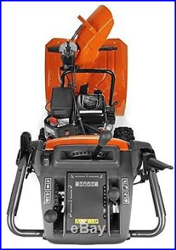 Husqvarna ST224P 24-Inch 208cc Two Stage Electric Start with Power Steering