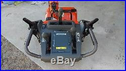 Husqvarna ST224 208cc Two Stage Snow Blower Electric Start Heated Grips
