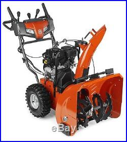 Husqvarna ST224 24 208cc LCT 4-Cycle OHV Two Stage Electric Start Snow Blower