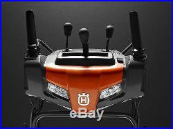 Husqvarna ST224 24-Inch 208cc Two Stage Electric Start Snow Blower