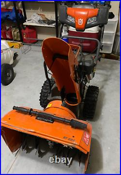 Husqvarna ST224 24in 208cc (2-stage Self Propelled Snow Blower Electric Start!)