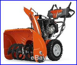 Husqvarna ST230P 30-Inch 291cc Two Stage Electric Start with Power Steering