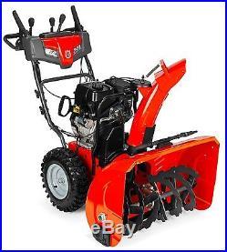 Husqvarna ST230P Snow Thrower Blower Two-Stage 30 Heated Handle Power Steering