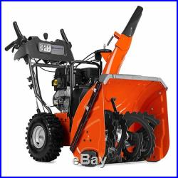 Husqvarna ST324P 254cc 24 Two Stage Electric Start Snow Thrower 961930091 NEW