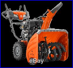 Husqvarna ST324 2-Stage Snow Blower (961930123) with heated hand grips