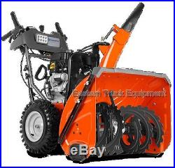 Husqvarna ST327P Snow Thrower Blower Two-Stage Hydrostatic Drive 27 ST 327P