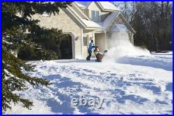 Husqvarna ST 111 21 136cc Single-Stage Gas SnowBlower SnowThrower FREE S&H